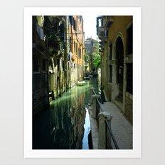 Venetian Art Print