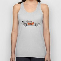 Back to the Body Shop Unisex Tank Top