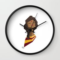 Isabella Wall Clock