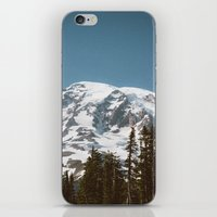 Retro Rainier iPhone & iPod Skin