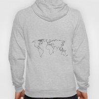 WORLD II Hoody