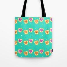 Sweet Lovers - Pattern Tote Bag