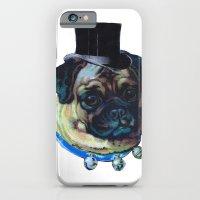 Sir Pugs iPhone 6 Slim Case