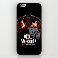 No Rest for the Wicked iPhone & iPod Skin