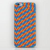 Pattern 0007 iPhone & iPod Skin