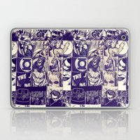 Comic Land Laptop & iPad Skin