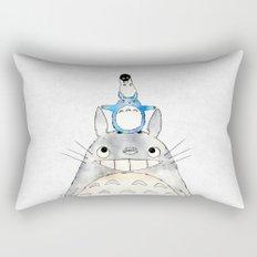 Ghibli  Rectangular Pillow