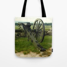 Cannon Of The Past Tote Bag