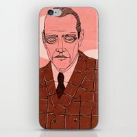 Nucky Thompson iPhone & iPod Skin