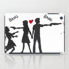 Zombie Hunting iPad Case