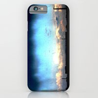 iPhone & iPod Case featuring Cave from clouds.  by Art Pass