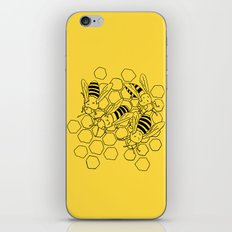 The Busy Bees iPhone & iPod Skin