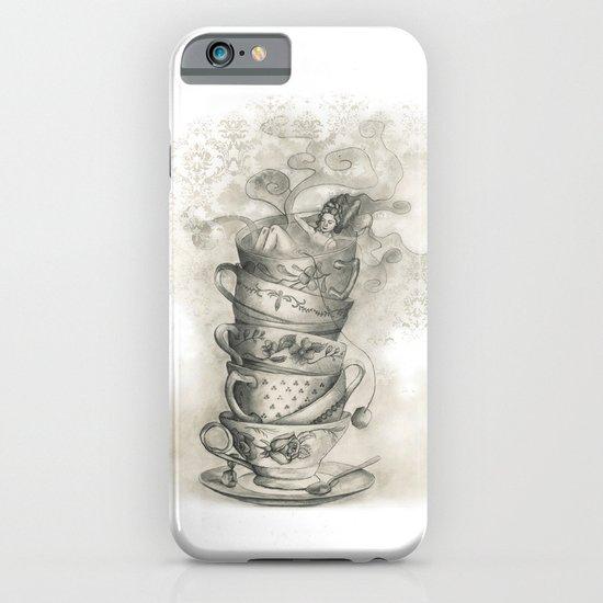 Tea bath iPhone & iPod Case