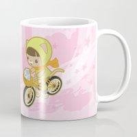 Blossom Ride Mug