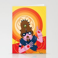 The Inscrutable Lord Ov … Stationery Cards