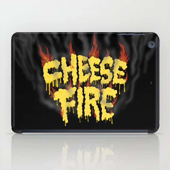 CHEESE FIRE!!! iPad Case