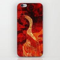 When Elephants cry. iPhone & iPod Skin