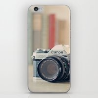 Vintage Film Camera  iPhone & iPod Skin