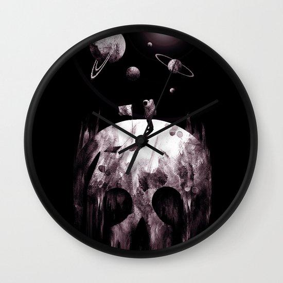 the darkside Wall Clock