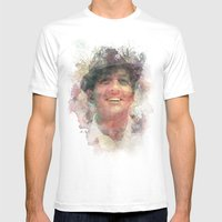 Dean Martin Mens Fitted Tee White SMALL