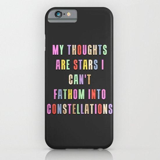 Constellations iPhone & iPod Case