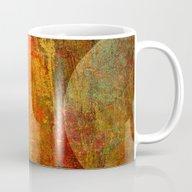 Abstract Moons Mug