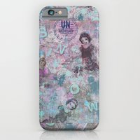 Snow As White iPhone 6 Slim Case