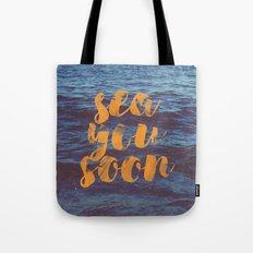 Sea You Soon Tote Bag