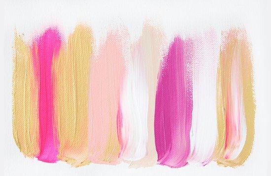 Colors 201 Canvas Print