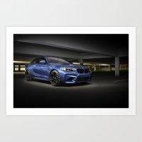BMW M2 Art Print