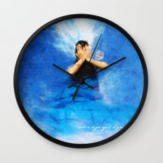 Lullabye Wall Clock