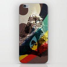 Love ve love love... iPhone & iPod Skin