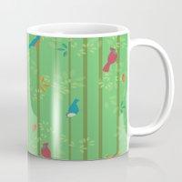 Hello Birdies Mug