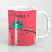 tweet-tweet, TWEET-TWEET Mug