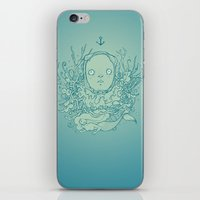 The Deep iPhone & iPod Skin
