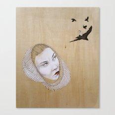 Hood Canvas Print