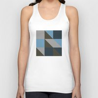 #149 United Shapes Of Ge… Unisex Tank Top