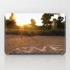 Love Under the Sun iPad Case