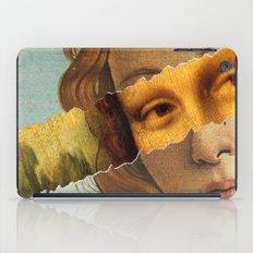 Venere With Mona Lisa's … iPad Case