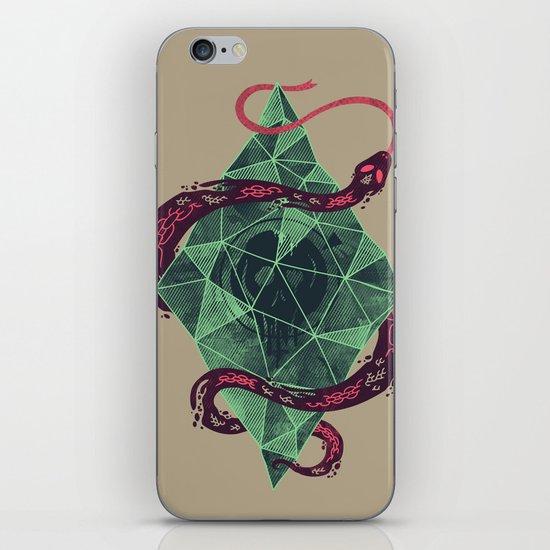 Mystic Crystal iPhone & iPod Skin