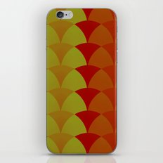 Polyester Pantsuit iPhone & iPod Skin