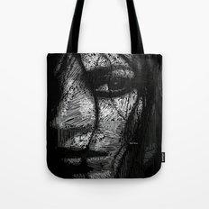 Studio Portrait in Pencil 53 Tote Bag