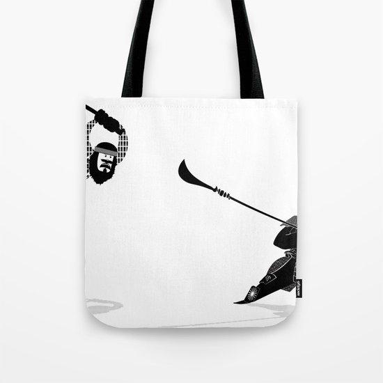 PDX vs TYO Tote Bag