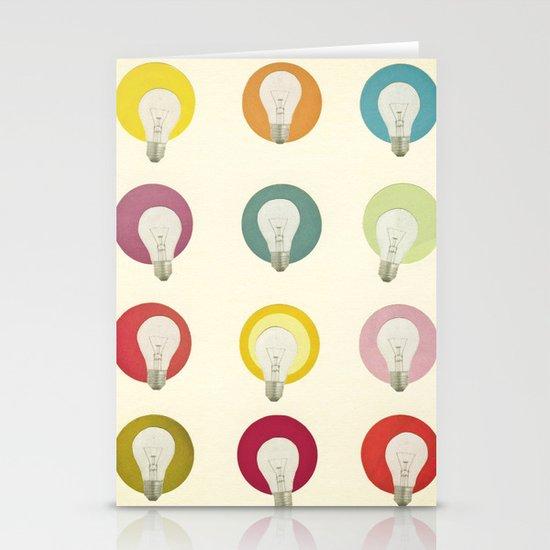 Bright Ideas Stationery Card