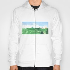 They're building on the hill Hoody