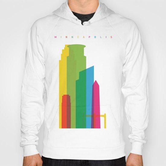 Shapes of Minneapolis Hoody