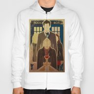 Day Of The Doctor Hoody