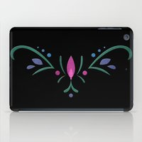 Anna Coronation Embroide… iPad Case