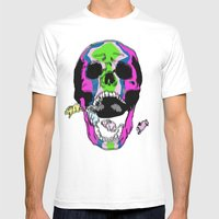 In My Dreams A Tend Bunn… Mens Fitted Tee White SMALL