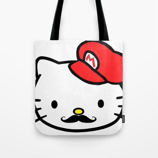 Hello Mario! Tote Bag